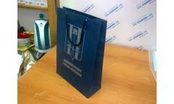 Изготовление бумажных пакетов для Администрации г. Шелехова
