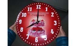 Часы для магазина тортов Стефания